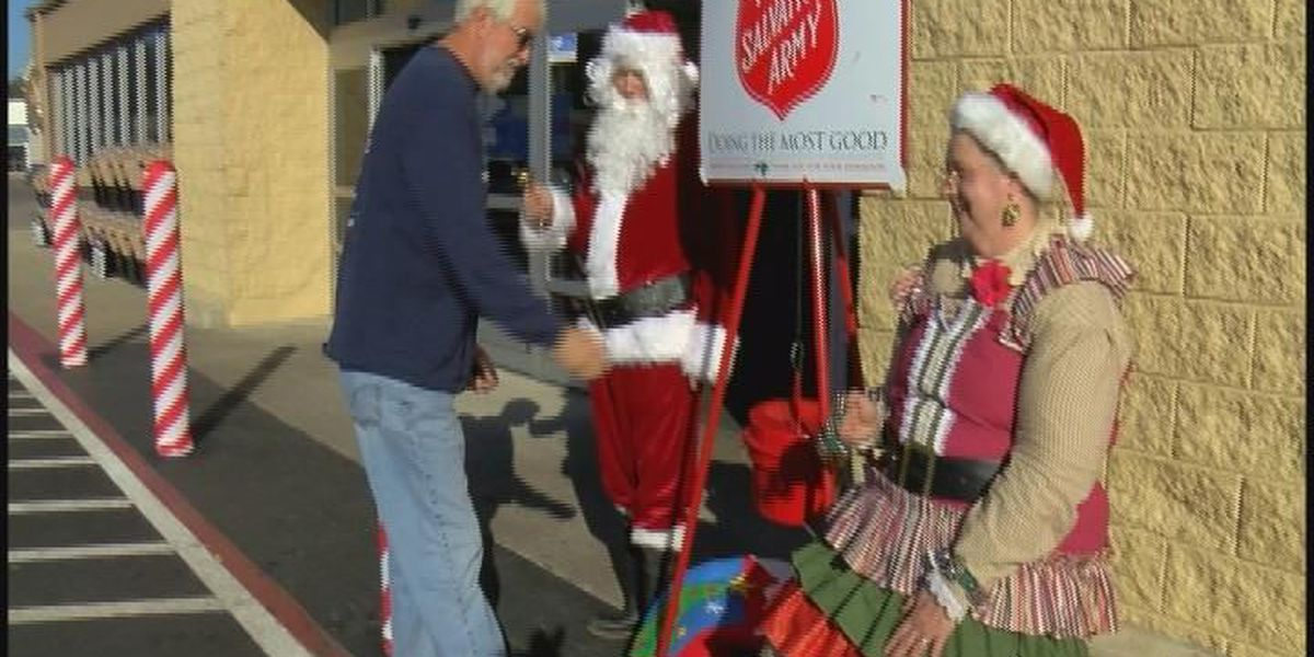 Jackson County Sheriff's Office helping fill Christmas needs for needy kids