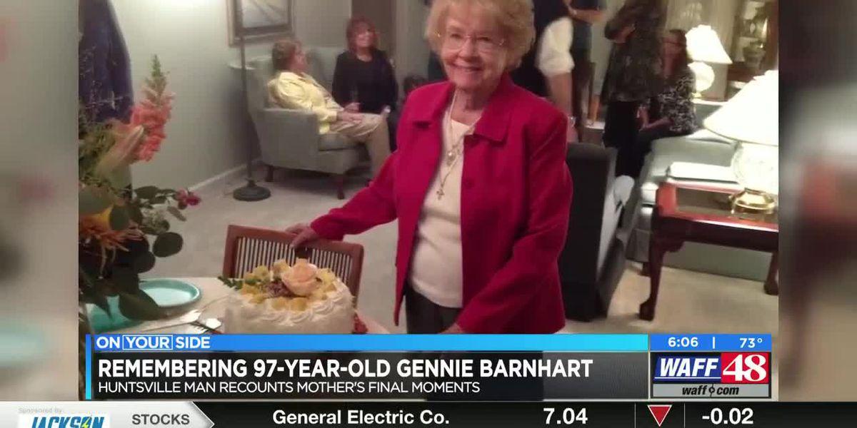 Remembering 97-year-old Gennie Barnhart