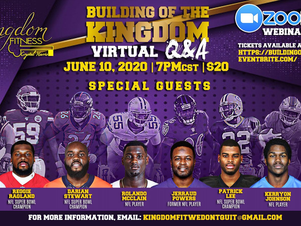 North Alabama pro athletes holding virtual Q&A June 10