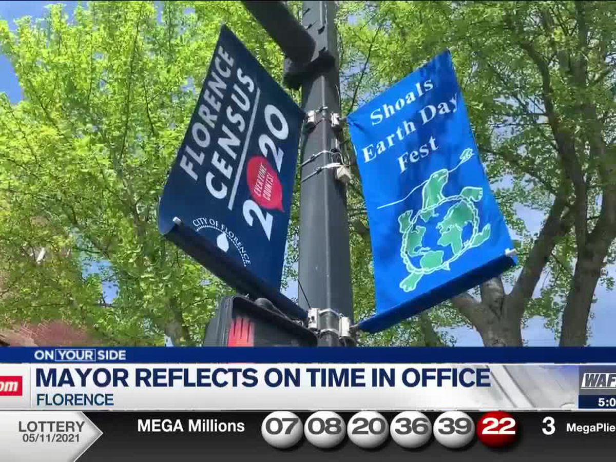 Florence Mayor reflects on first six months in office