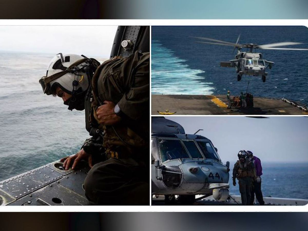 Remains of 9 killed in California Marine sinking recovered