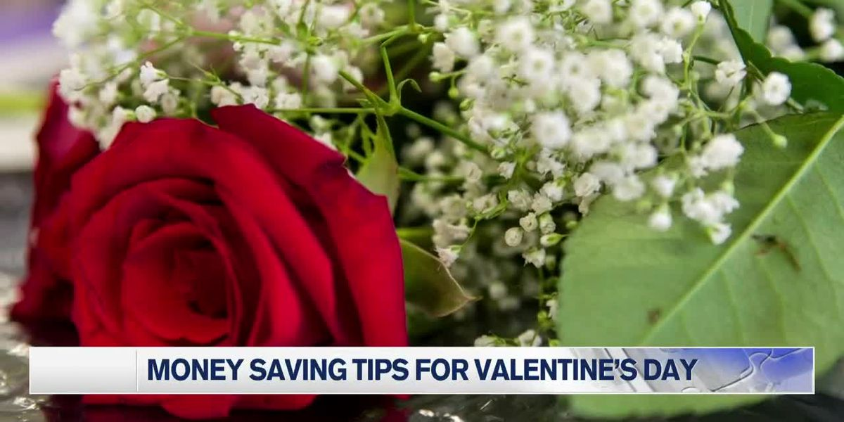 Financial Friday: Money Saving Tips for Valentine's Day