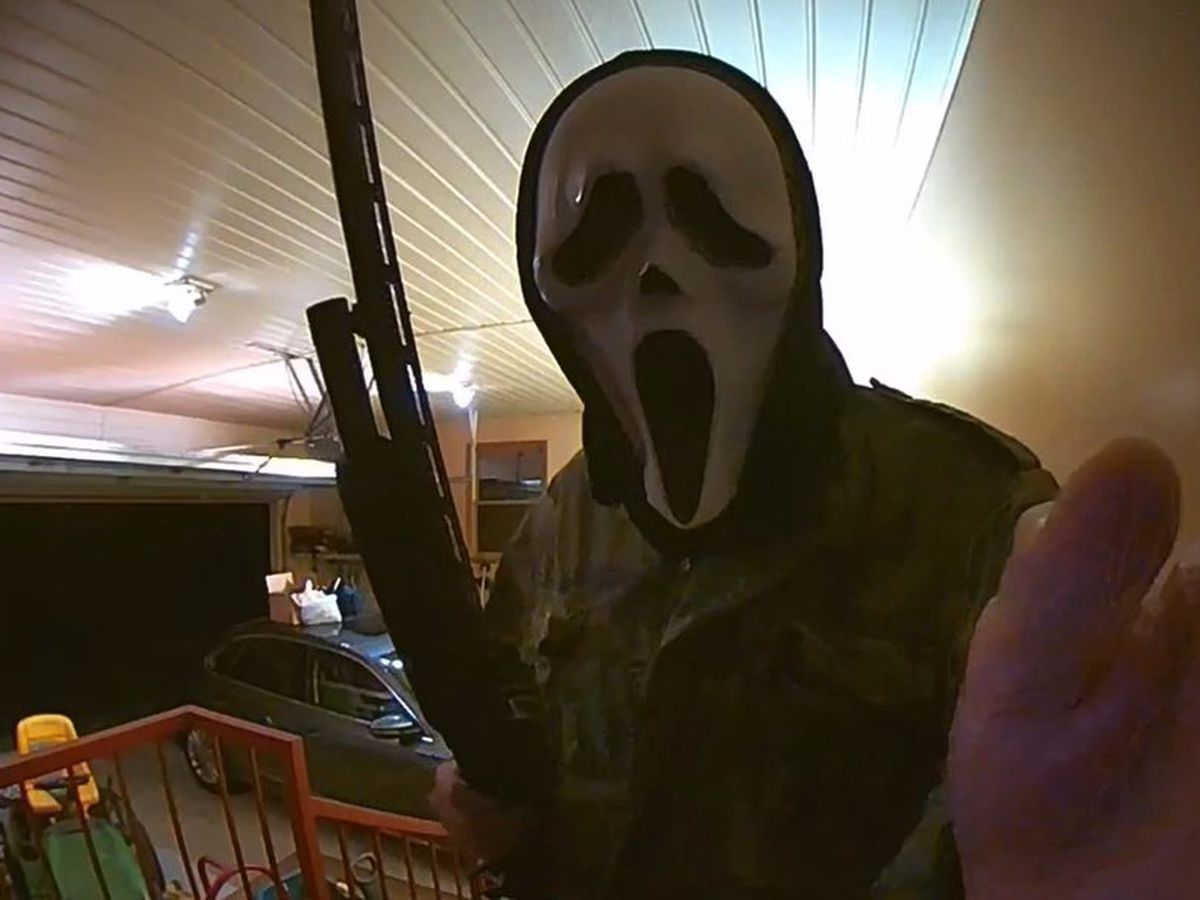 Photo of masked suspect in Limestone County home was a prank