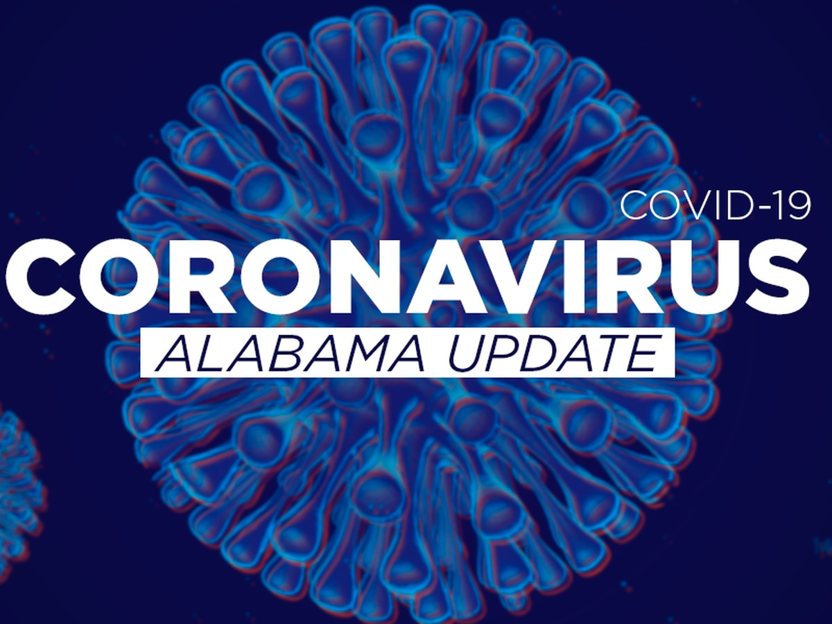 Coronavirus cases continue to go up in Alabama, more than 52,000 cases statewide