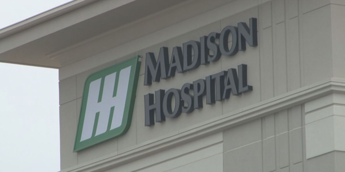 Madison Hospital named state's first breastfeeding friendly business