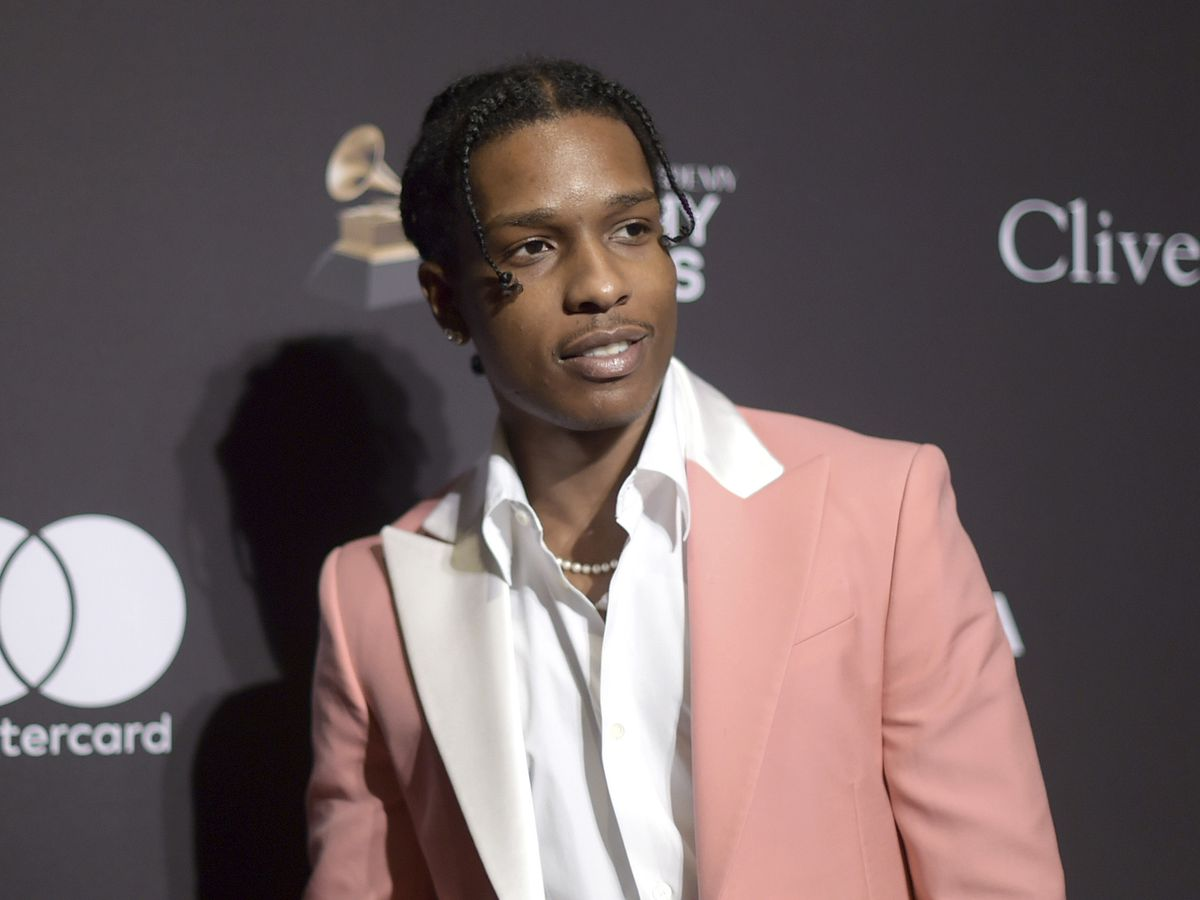 Trump offers to guarantee rapper A$AP Rocky's bail in Sweden