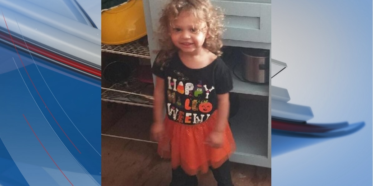 Three-year-old N.C. girl at center of AMBER Alert has been found