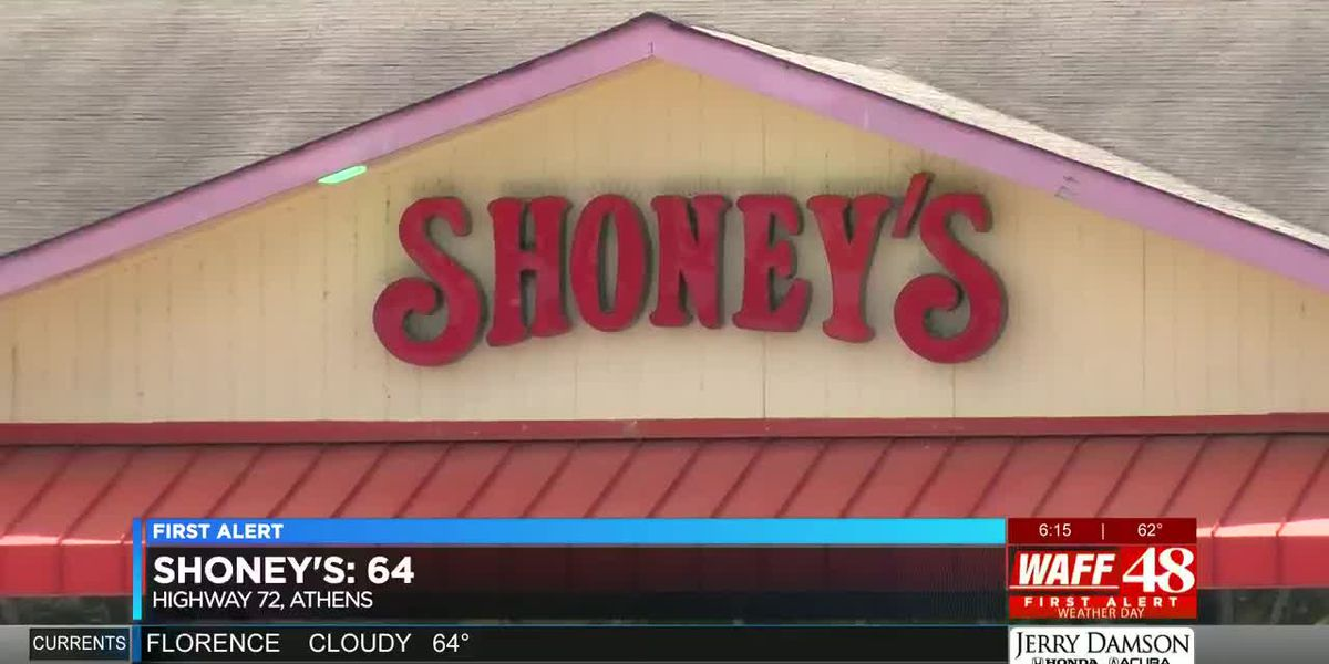 Shocker at Shoney's - Athens location gets lowest Kitchen Cops score in weeks
