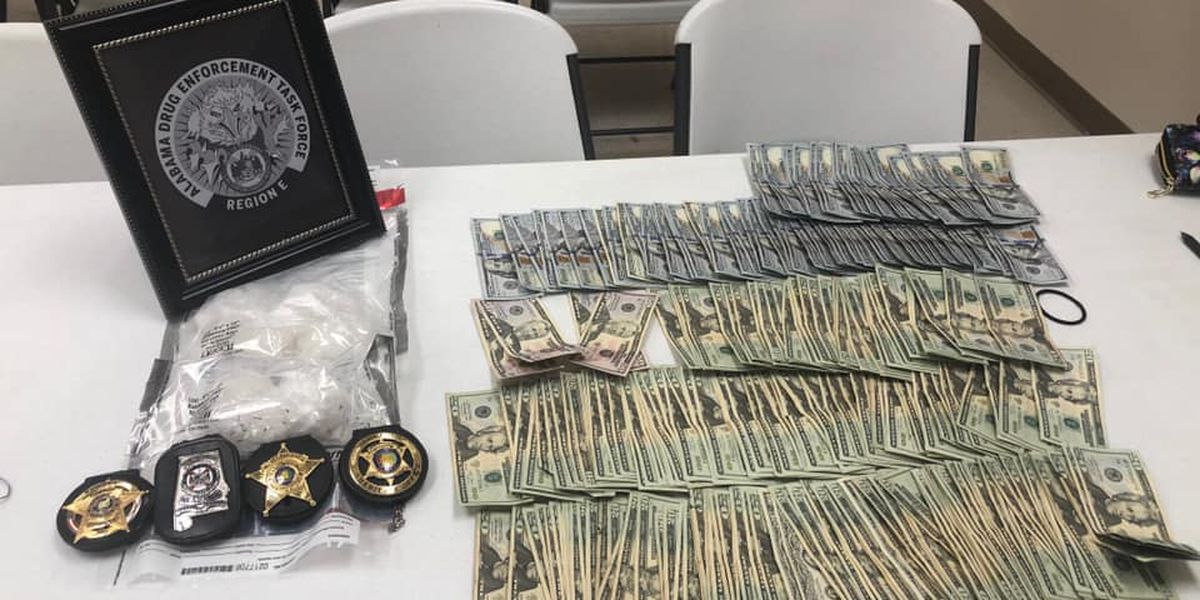 Franklin County Sheriff's Deputies arrest two people on drug charges