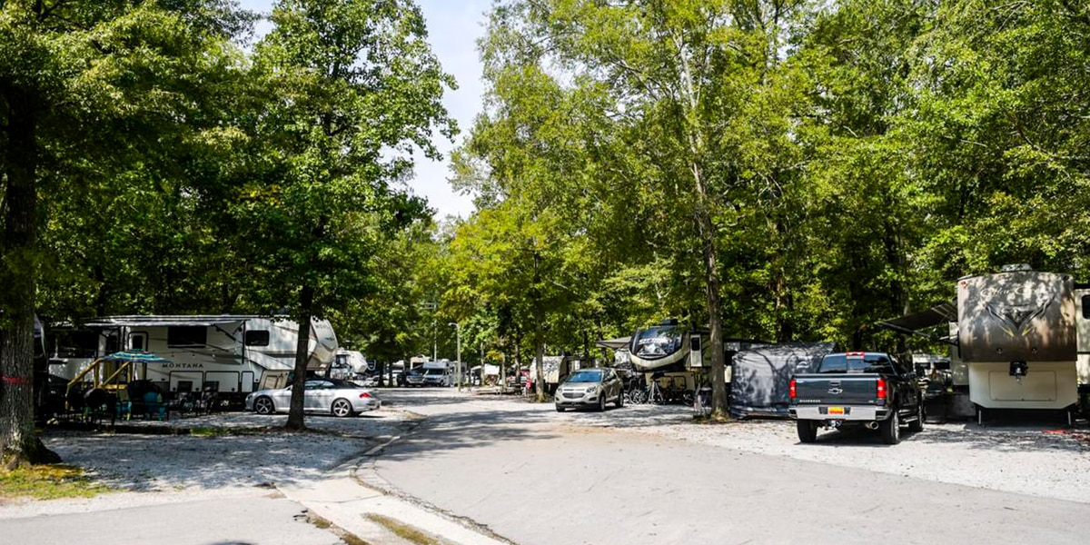Campers fear relocation after council votes on Point Mallard Campground changes
