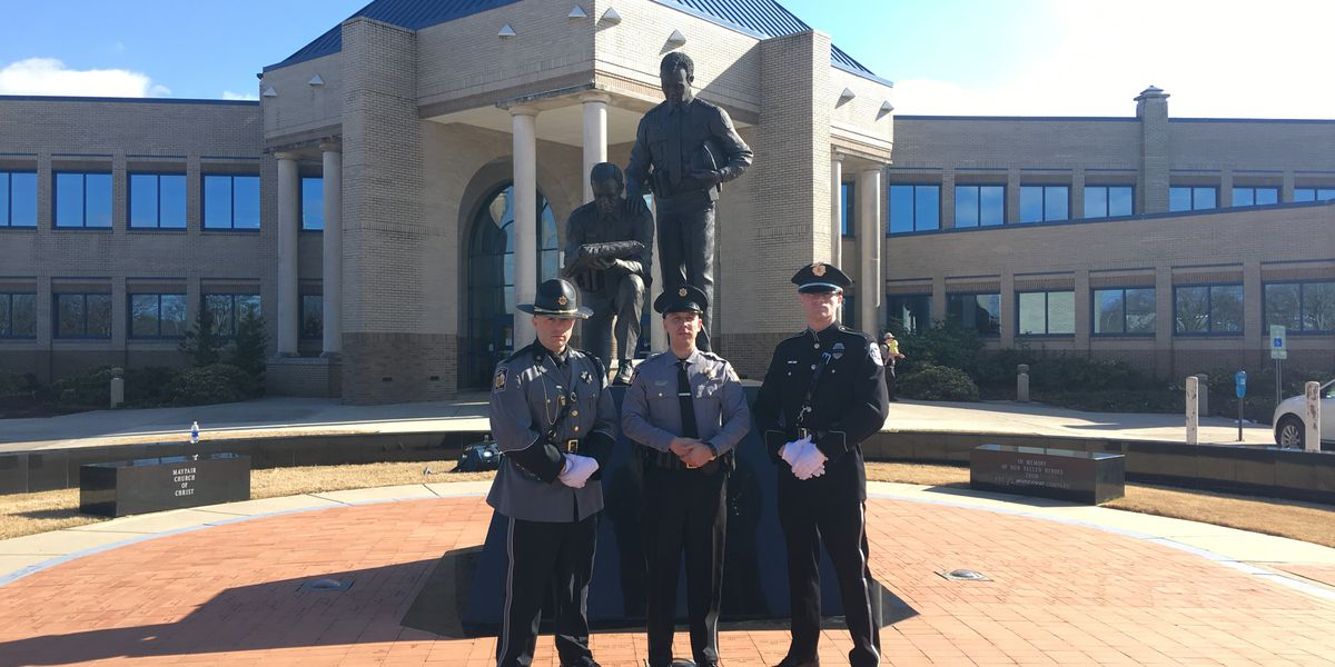 Madison County law enforcement to serve as honor guard at Mobile police officer's funeral