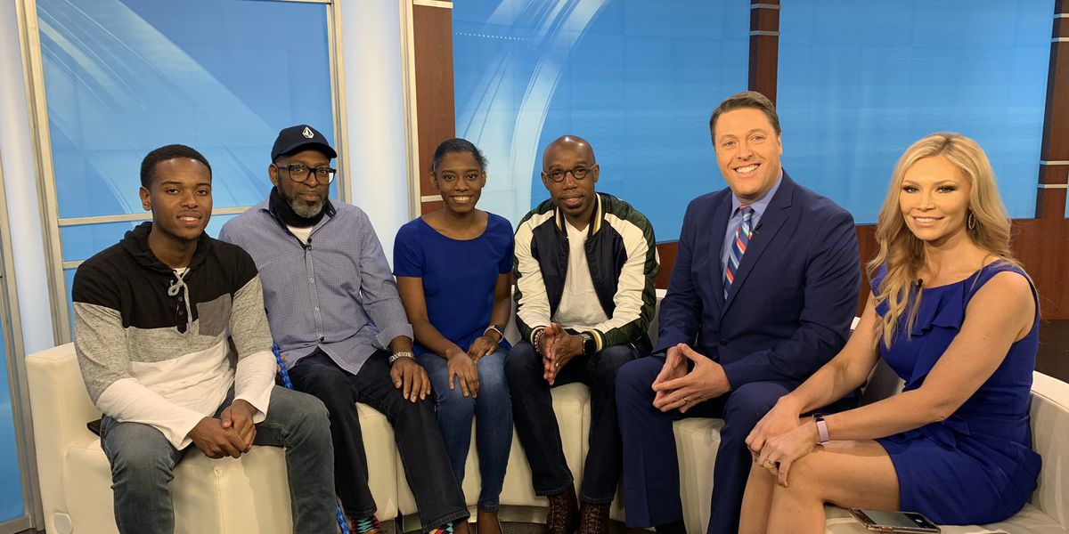 Oakwood University Aeolians on surviving fiery bus crash