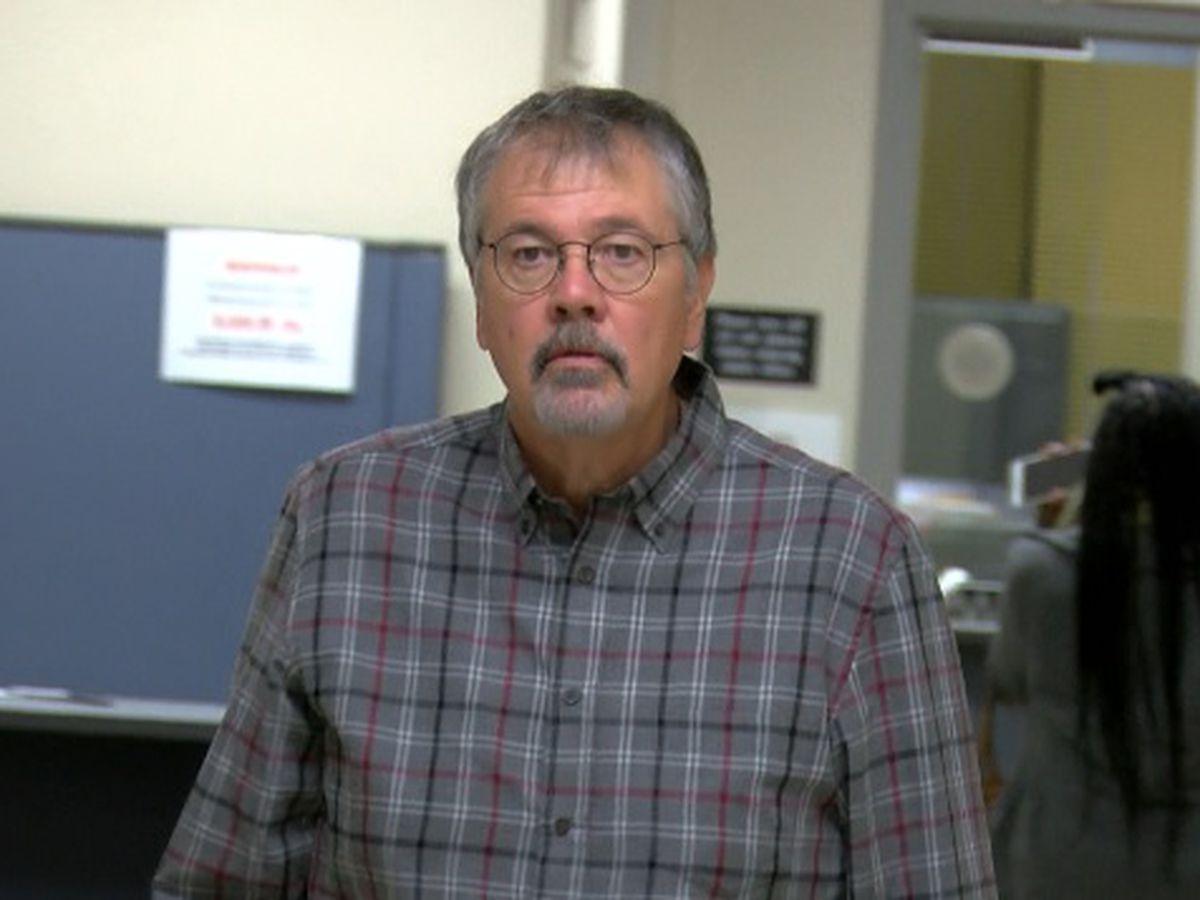 Huntsville reporter faces stalker in court