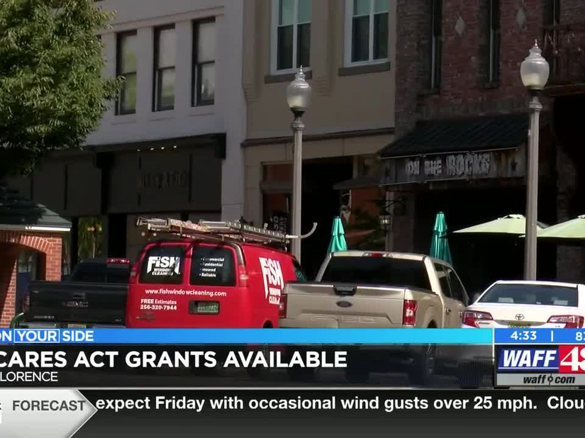Florence City receives second round of CARES Act grant; benefits local businesses