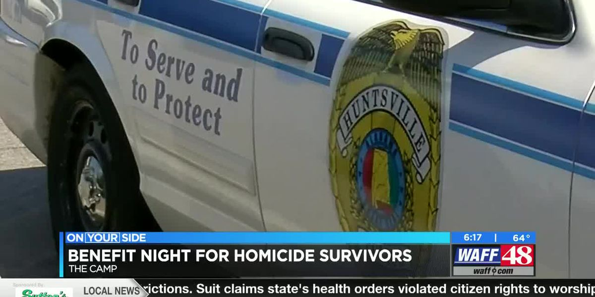 Benefit night for homicide survivors
