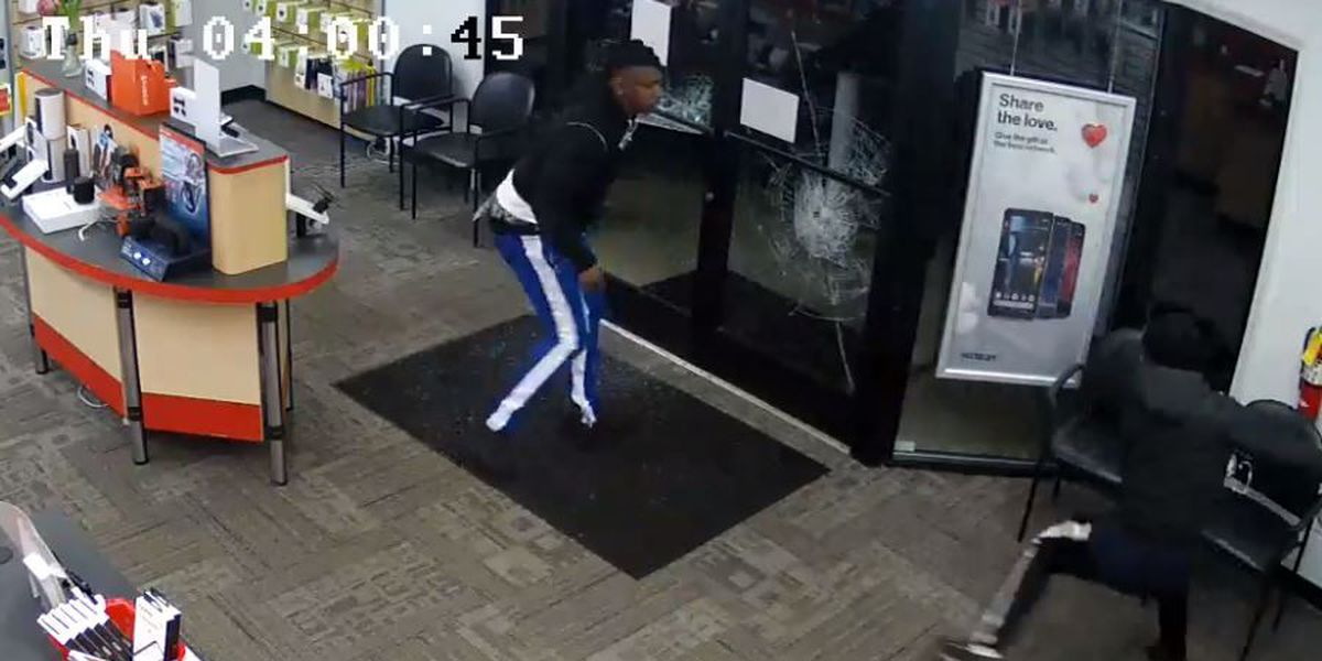 Suspect names needed in Muscle Shoals business burglary