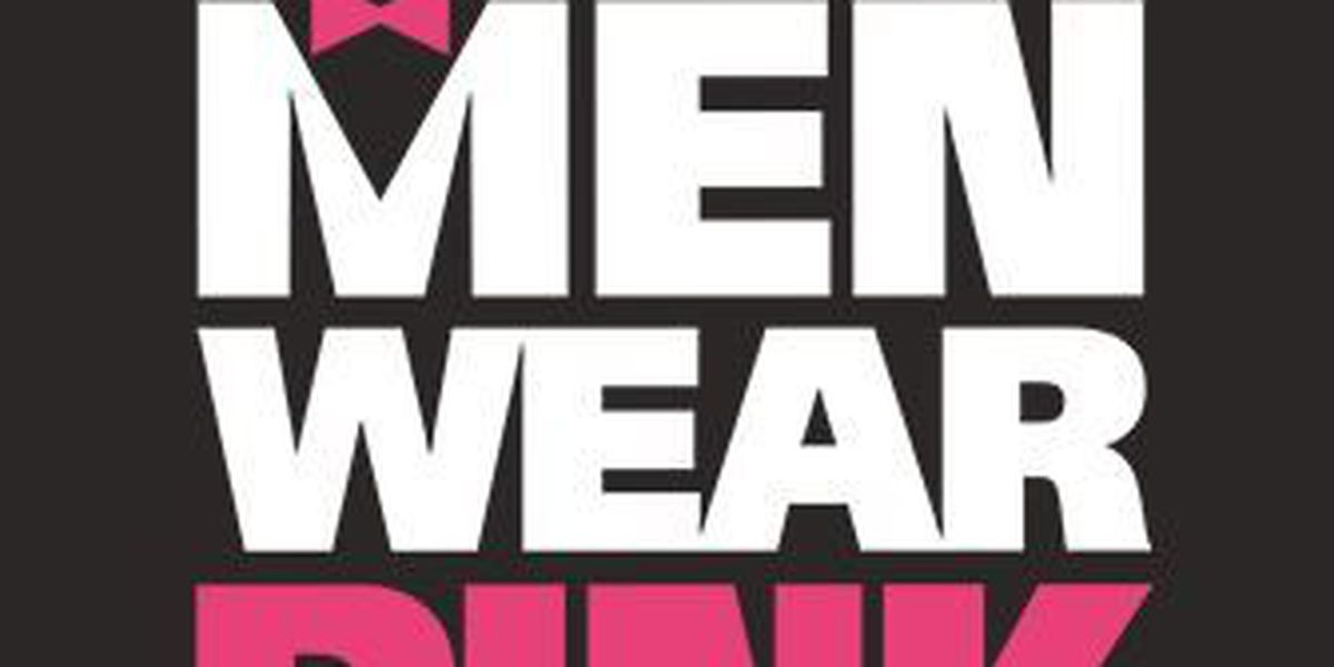Real Men Wear Pink launches fundraising competition