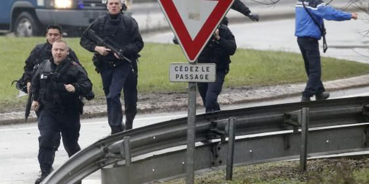 Breaking News: Big Developments In Charlie Hebdo Attacker Search