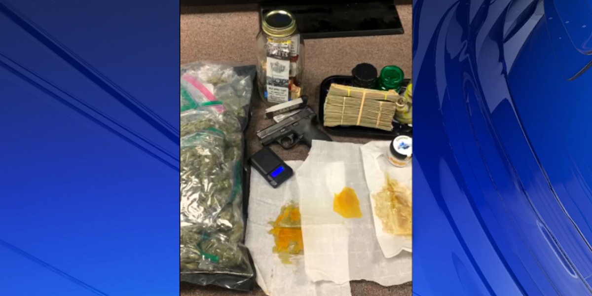 Sylvania man arrested after flashing narcotics, guns, money on social media