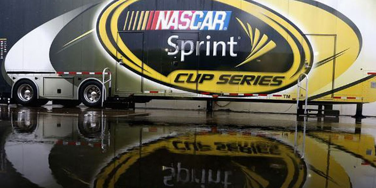 Bank of America 500 race postponed to Sunday due to inclement weather