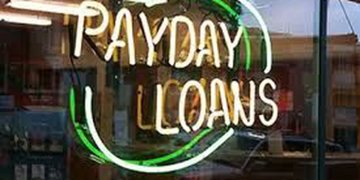Potential Big Changes Coming To Payday Loans