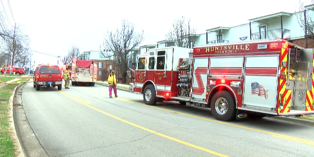 Fire at Serenity Apartments forces people out of home