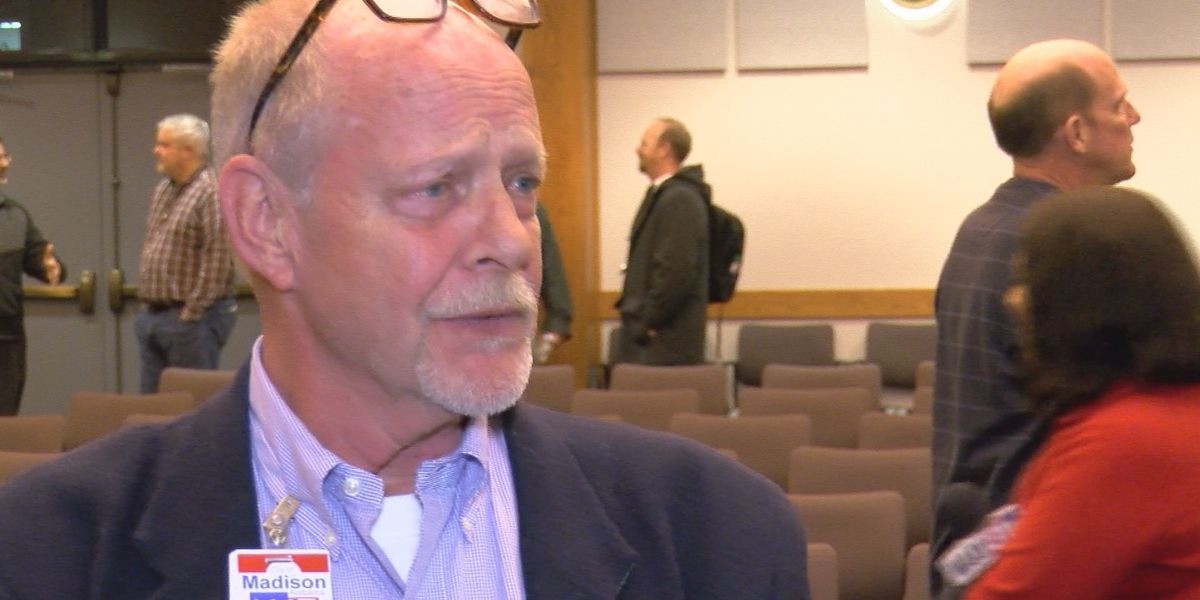 Tommy Overcash won't seek fifth term with Madison City Council