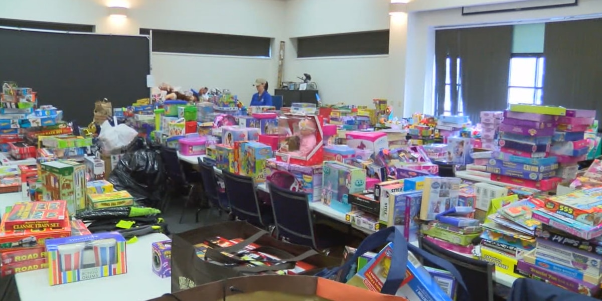 2018 Toys for Tots registration opened