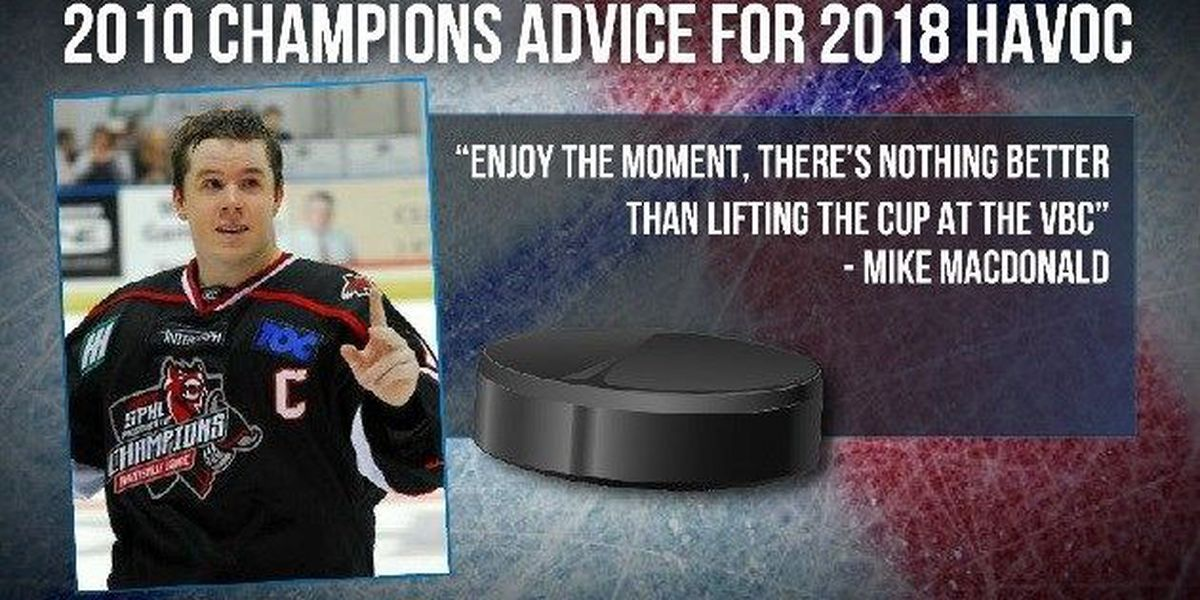 2010 Havoc champs have advice for 2018 team