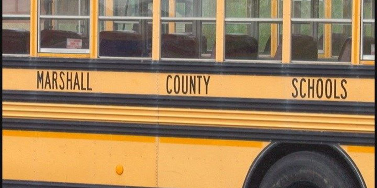 Bus driver in Marshall Co. receives warning for speeding in school zone