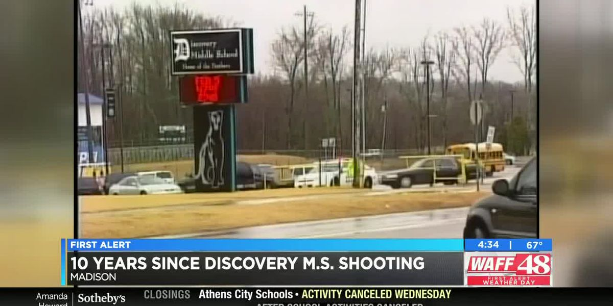 10 years later, consequences of Discovery Middle School shooting still playing out