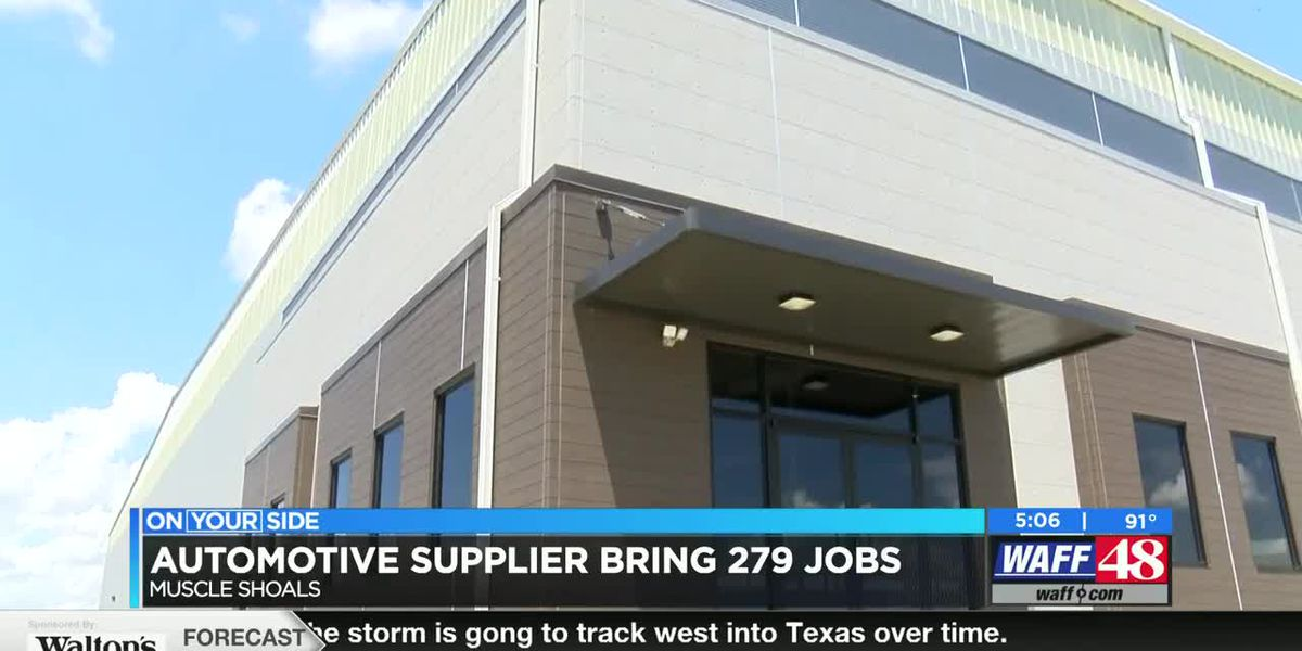 New auto supply company coming to the Shoals