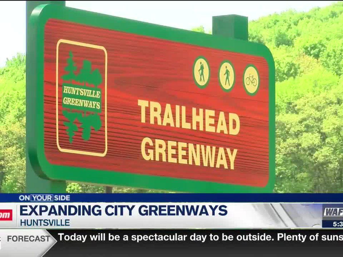 City of Huntsville renews greenway expansion partnership