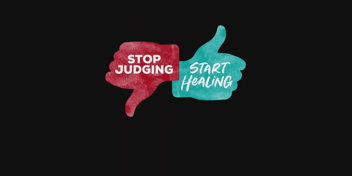 Alabama officials launch 'Stop Judging, Start Healing' campaign to address mental health