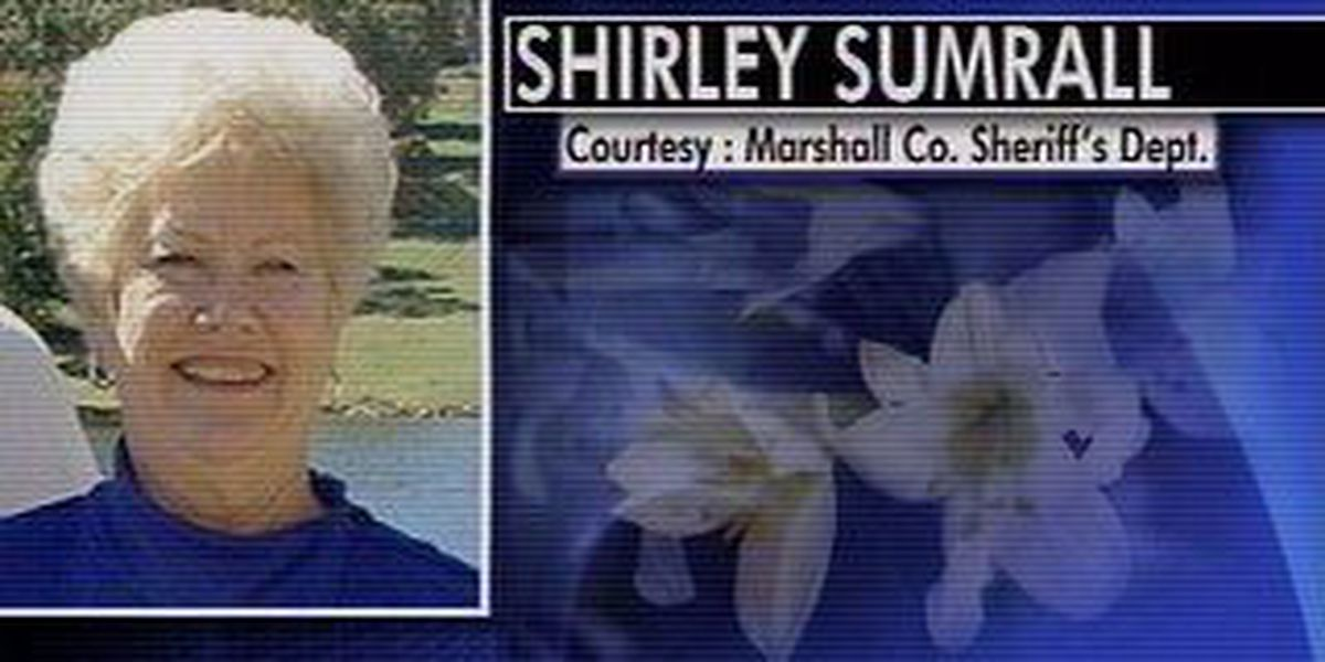 Police searching home of Shirley Sumrall