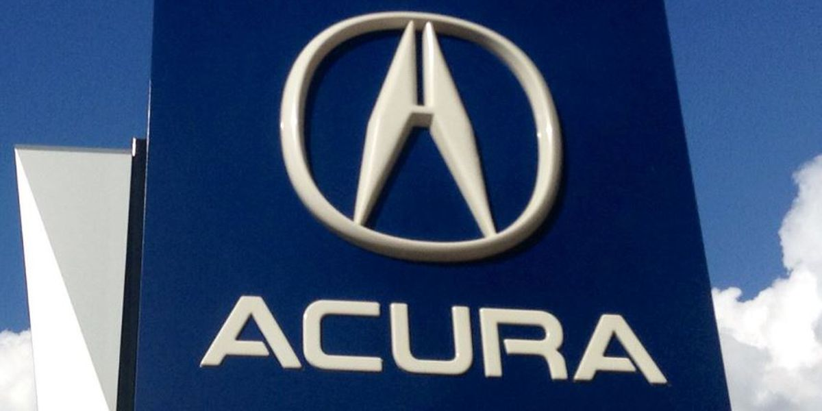 Acura recalls more than 360k SUVs over faulty tail lights
