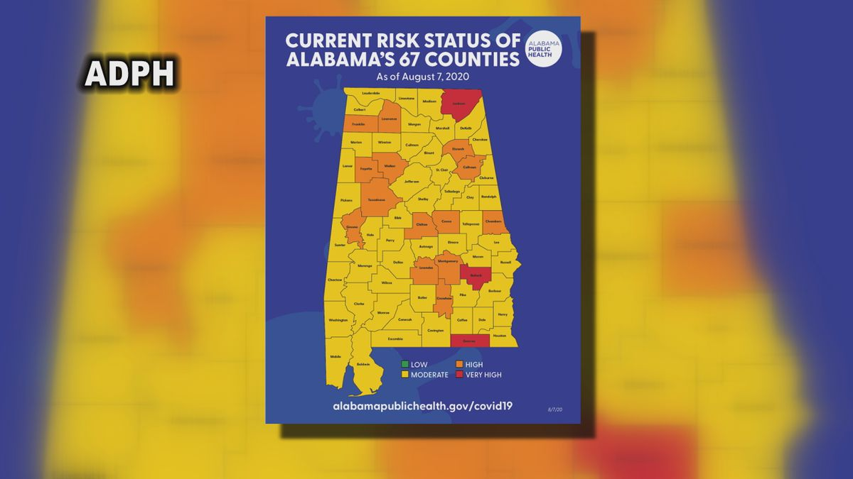 More counties in 'moderate' risk category, but we're not in the clear yet