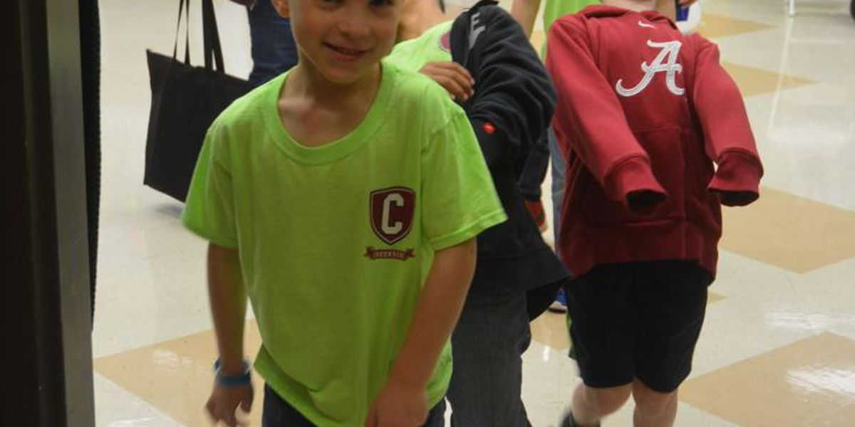 First-graders to visit mock hospital at Calhoun Community College