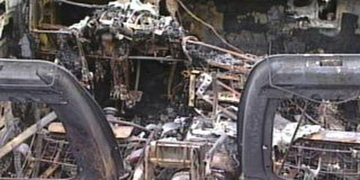 Arsonist targets more Hazel Green cars