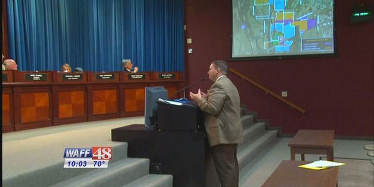 Huntsville to create new tax district