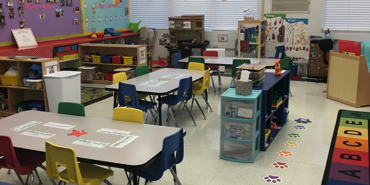 Franklin County superintendent: No more mold in pre-K classroom