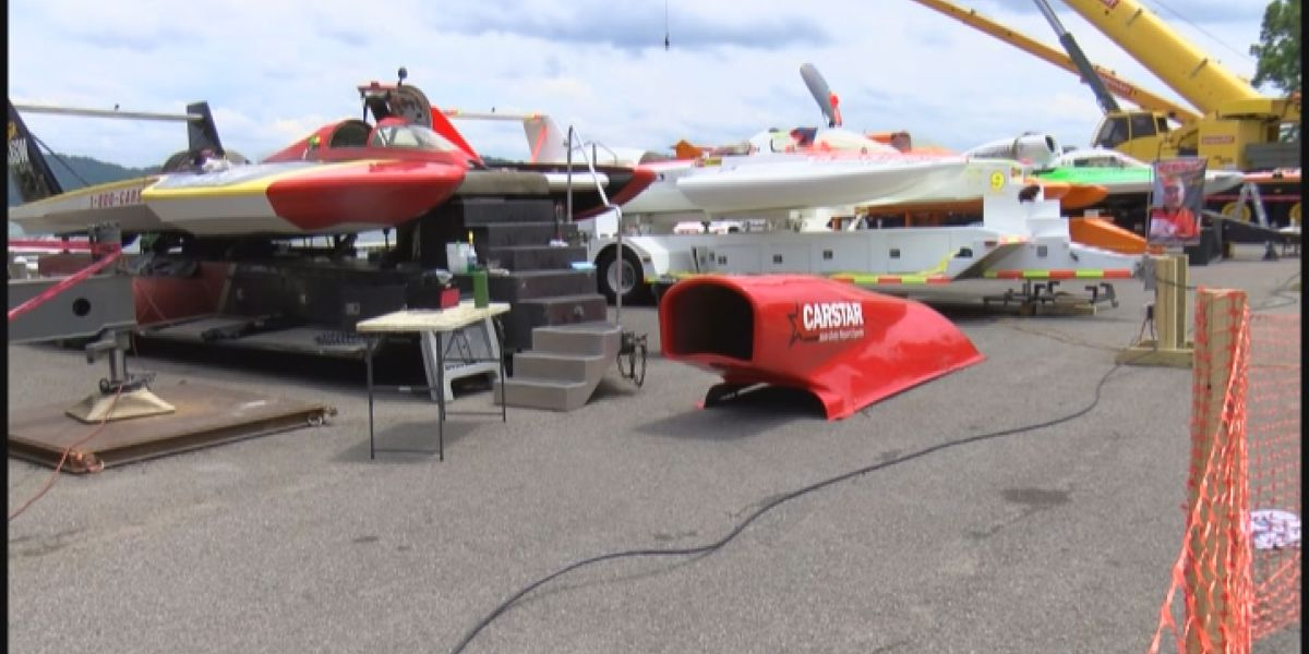 Guntersville Lake HydroFest is this weekend