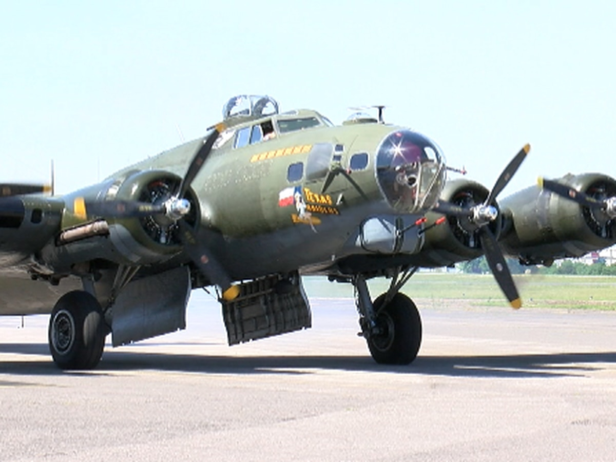 You might be able to ride in a World War II plane