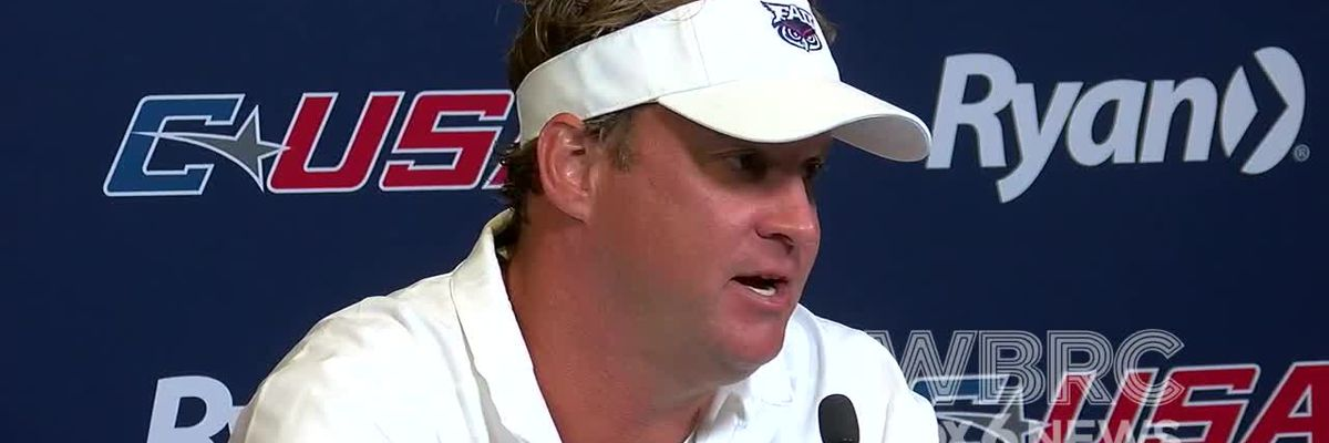 Lane Kiffin to Ole Miss
