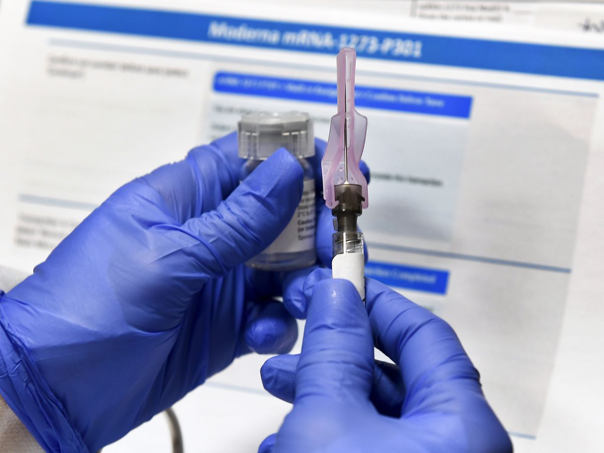 Medicare finalizing coverage policy for coronavirus vaccine
