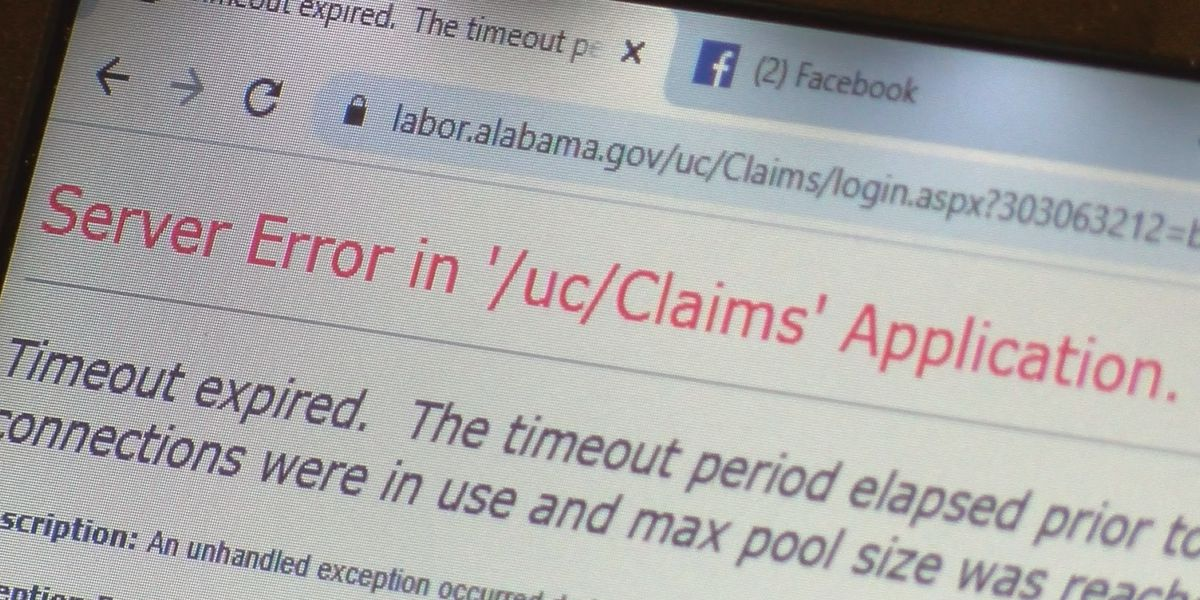 74K filed Alabama unemployment claims in 1 week
