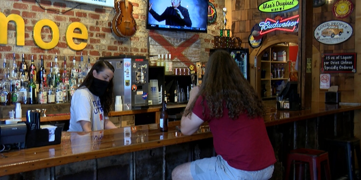 Decatur sees spike in cases, restaurants see drop in customers