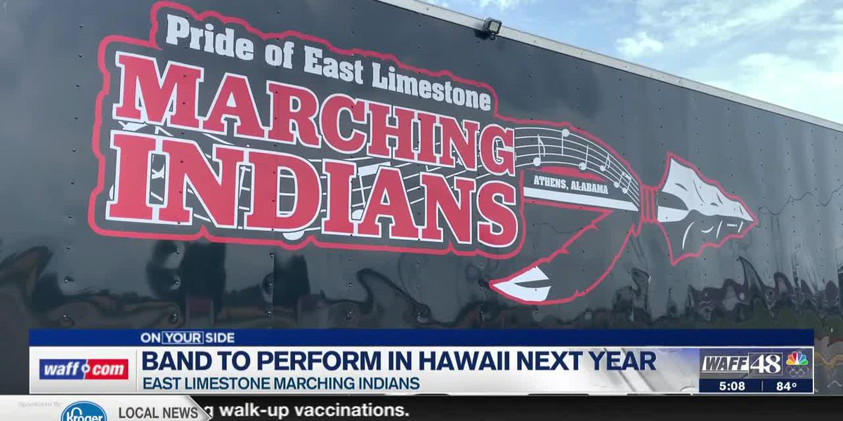 Help the East Limestone Marching Indians take their talent to Hawaii