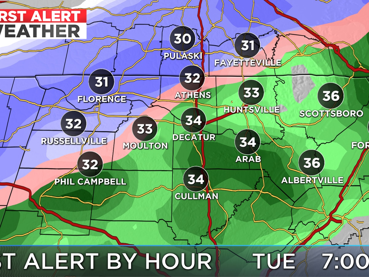 Wind Advisory in effect for the TN Valley through midnight