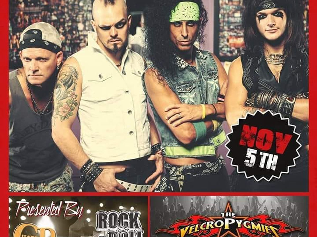 Marshall County Schools superintendent approves then cancels Velcro Pygmies concert fundraiser